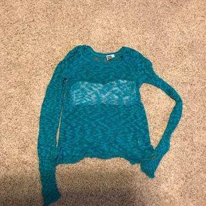 Roxy See Thru Sweater